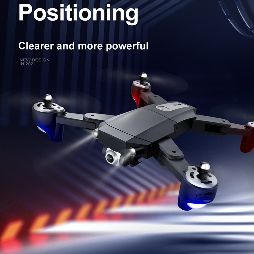 Professional GPS Aerial Photography RC Drone with 6K HD Dual Camera Quadcopter UAV Remote Control Brushless Motor Aircraft enlarge