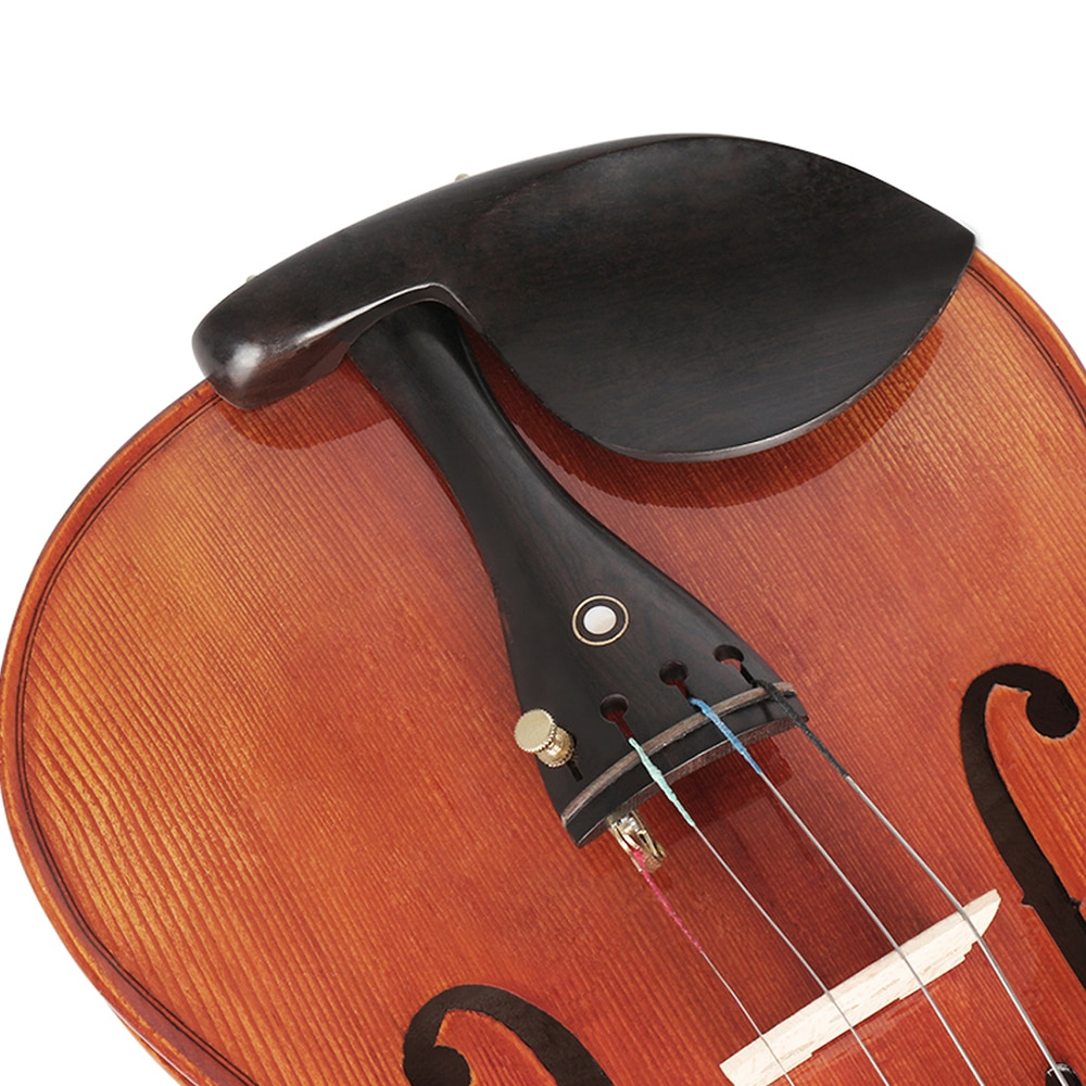 High-Grade 4/4 Solid Wood Acoustic Violin Fiddle With Case Bow Spruce Panel Violin Beginner Students Musical Instrument Gift enlarge