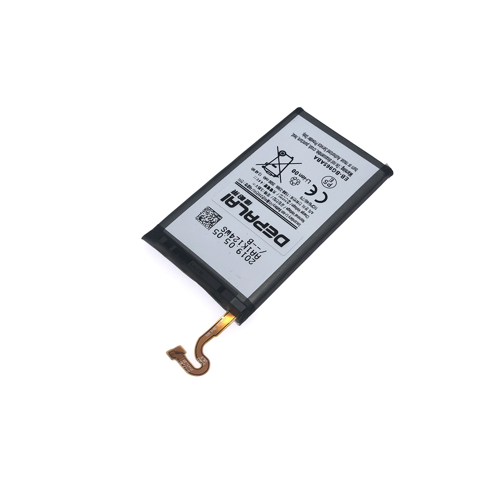 EB-BG965ABE Battery For Samsung S9 Plus G965F SM-G965 G9650 Lipo Li-Po Lithium Li-polymer Rechargeable battery enlarge