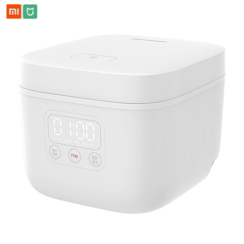 Xiaomi Mijia-موقد أرز كهربائي ، 1.6 لتر ، مطبخ صغير ، شاشة LED ، عرض خاص