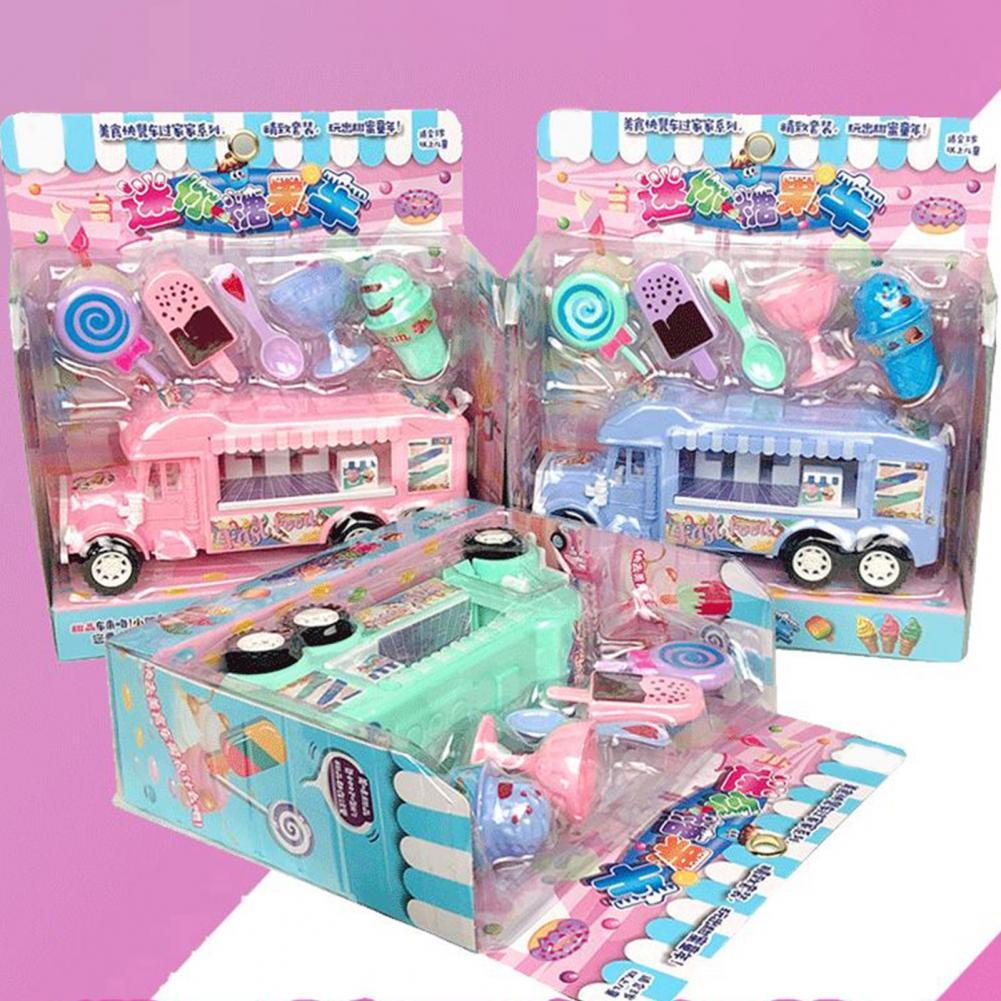 children s toy doll stroller play pretend toy children s toy cart girl play house toy trolley birthday gifts brinquedos juguetes 1 Set Dessert Cart Toy Simulation Pretend Play Children Gift Ice Cream Cart Model Toy Girl Play House Candy Dessert Cart Toys