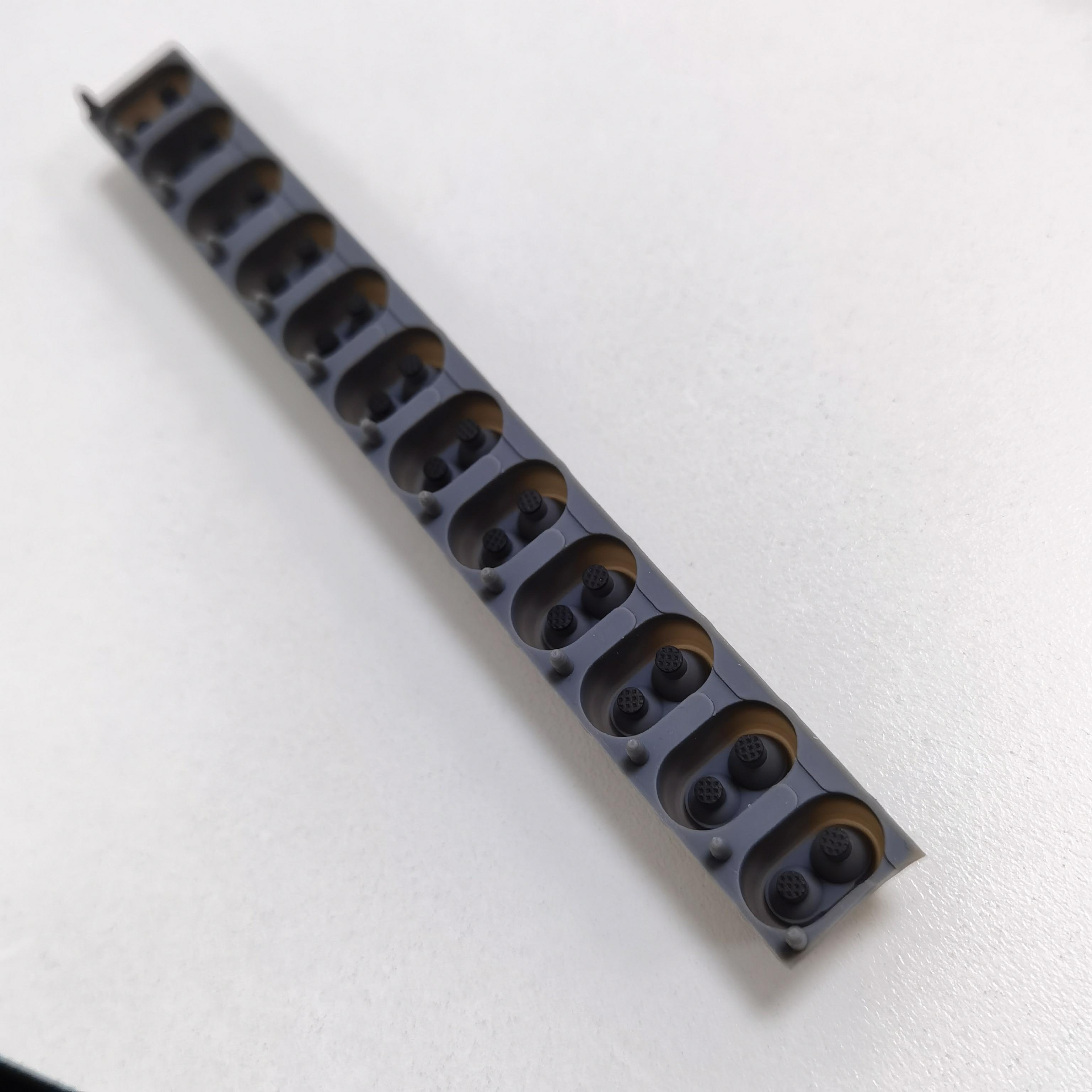 D-pad para Yamaha Botão da Almofada do Contato Psr-s550 para Borracha Condutora Substituir Psr-e413. Psr-s500