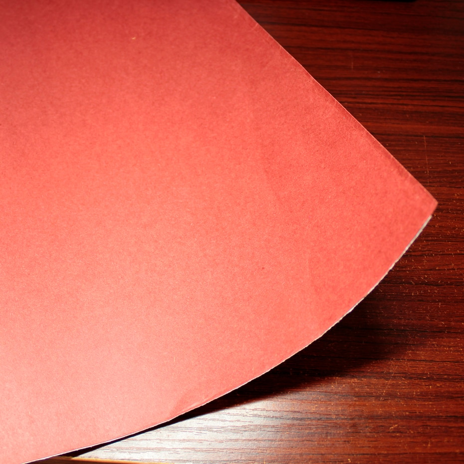 Купить с кэшбэком Insulation pad Special insulation sticker for lithium battery Temperature resistant paper Red cardboard Fast red steel paper