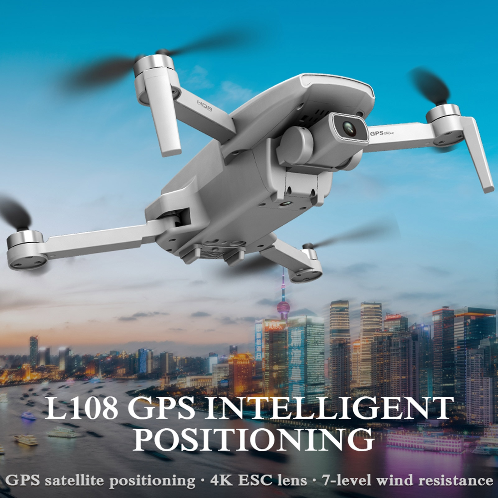 Drone Convenient Mini E525 Pro HD 4K 1080P Camera Obstacle Avoidance WiFi FPV Maintaining RC enlarge