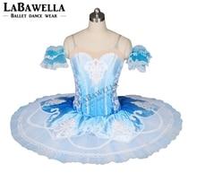 BT8985B Performance Ballet Tutu Blue Nutcracker Platter Tutu Women Professional Clssical Stage Costume