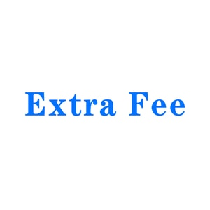 The link Extra Fee Customs Duty just for the balance your order/shipping cost/remote, pls contact customer Services before order