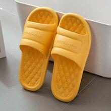 New Women Home Slipper Fashion Bathroom Shower Pool Sandal Slippers Female Summer Shoes Soft Lightwe