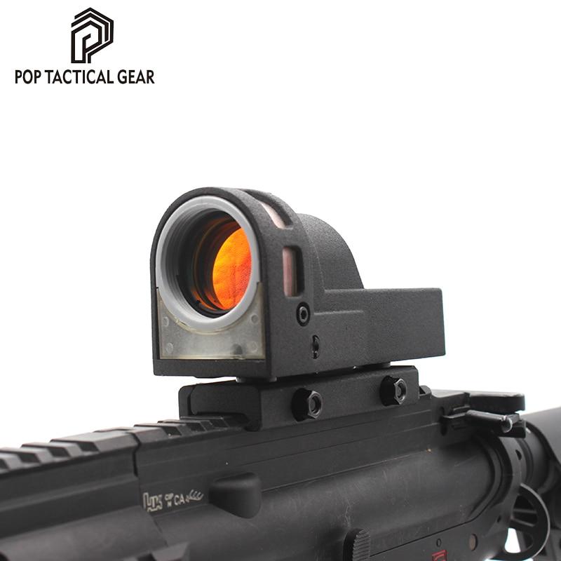 AIM M21 Reflex Sight Self (Black/Tan)