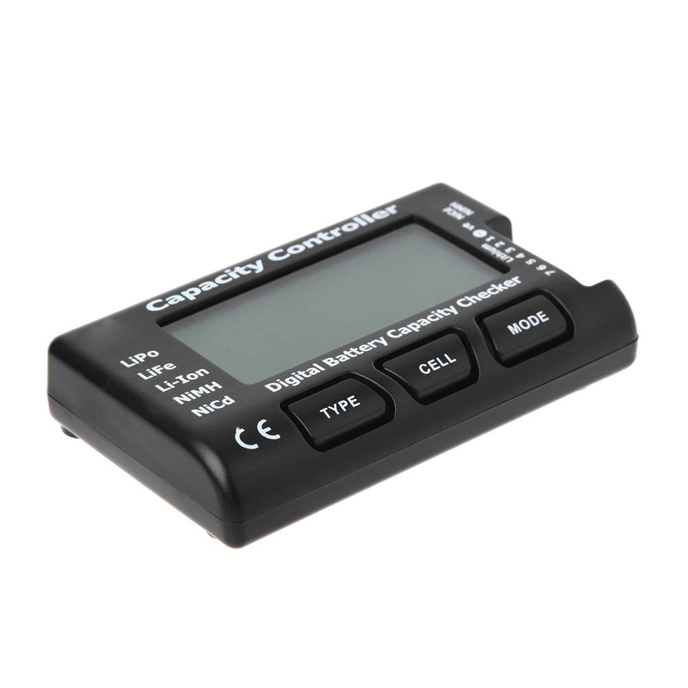 RC CellMeter-7 Digitale Batterie Kapazität Checker F LiPo LiFe Li-Ion Nicd NiMH HEIßER