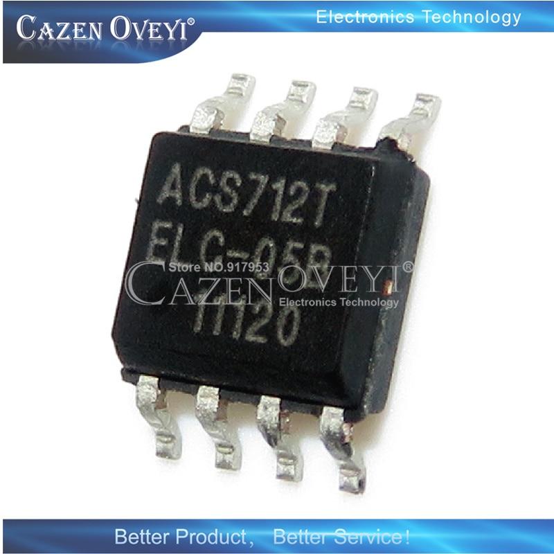 5 Stuk ACS712ELCTR-05B-T ACS712ELCTR-05B ACS712ELCTR ACS712T5A ACS712 SOP8 In Voorraad