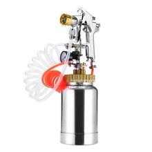 2L Pressure Tank Sprayer Multi-colour Paint Water-in-water Spray Gun Latex Paint Spray Gun 0-3bar 2.5/3.0/3.5/4.0mm (21*12cm)