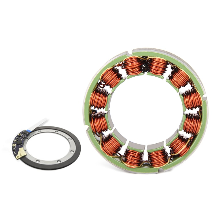 Best quality both custom and rts service available frameless wire drive motor of big robot dog enlarge