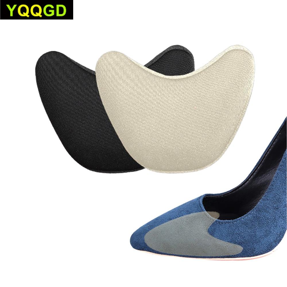 1Pair Anti-friction Adjustable Shoe Filler, Toe Filler, Shoe Inserts to Make Big Shoes Fit, Shoe Plu