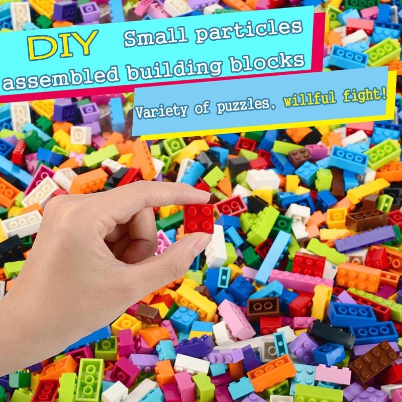 Совместимые строительные блоки «Город», «сделай сам», творческие блоки, модель оптом, Детские сборные игрушки, совместимы со всеми брендами...