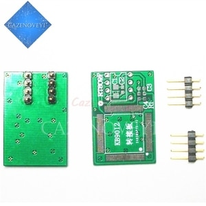 1pcs/lot Transfer board PCB RT809F optional accessories KB9012 offline speaking reading and writing In Stock