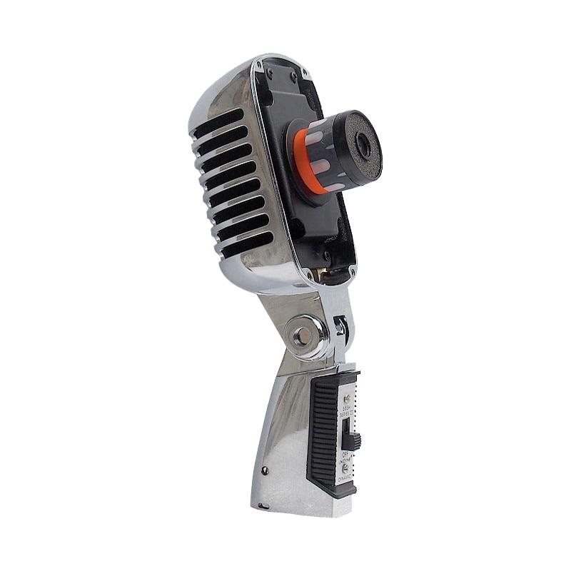 Professional Microphone 55SH Dynamic Karaoke Recording Studio Wired Retro Capsule Mic Vocal Singing For Vintage Home KTV enlarge