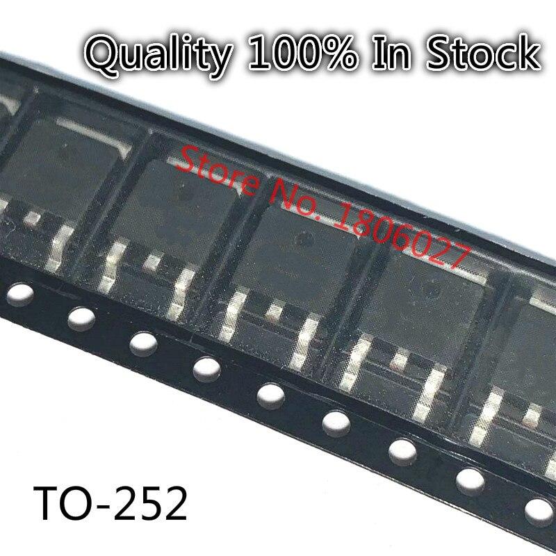 10PCS/LOT     SMK0460  TO-252 600V 4A