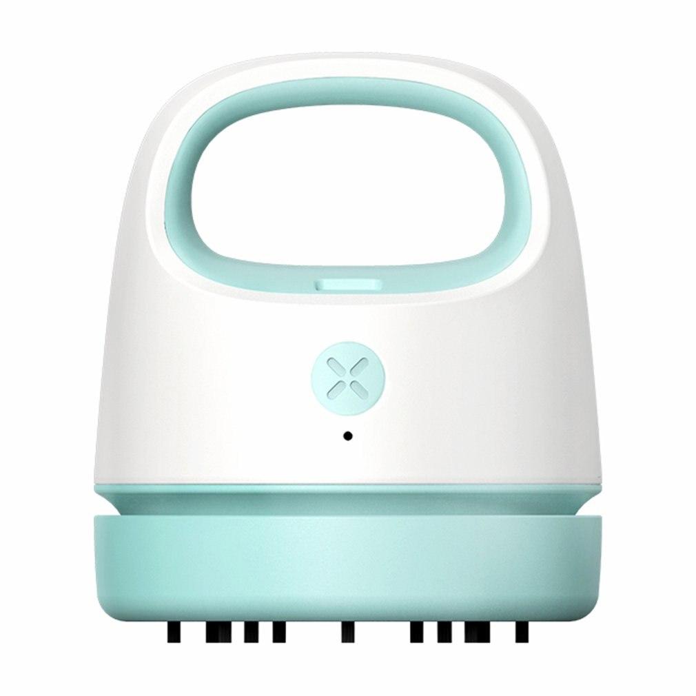 Настольный пылесос с USB-зарядкой, портативный пылесос для уборки клавиатуры, ручной беспроводной пылесос для офиса