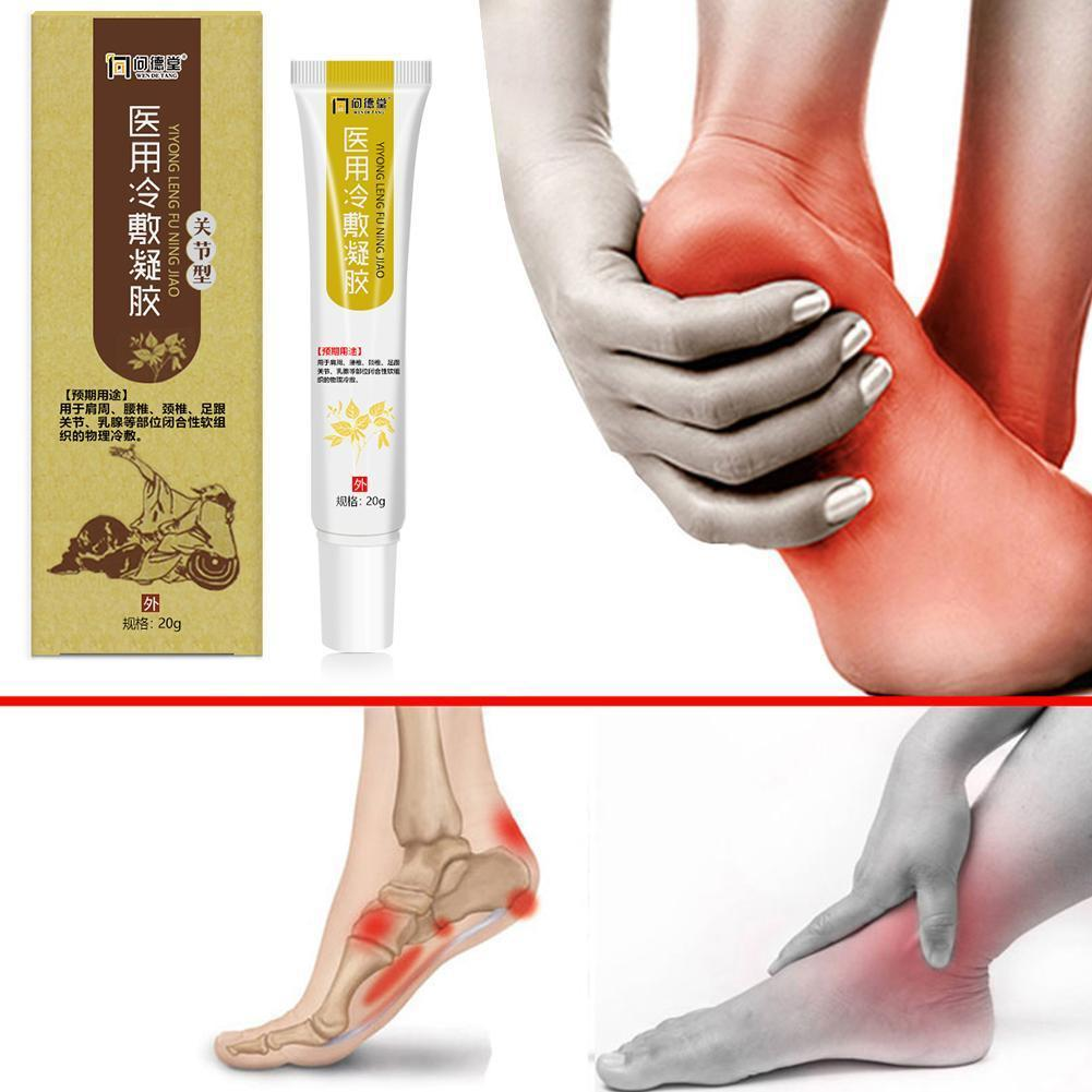 AliExpress - Foot Joint Pain Cold-Compress Gel Effectly Treat Long Heel spurs Relief Sore/Bone Cream Care Pain standing Health X5R3
