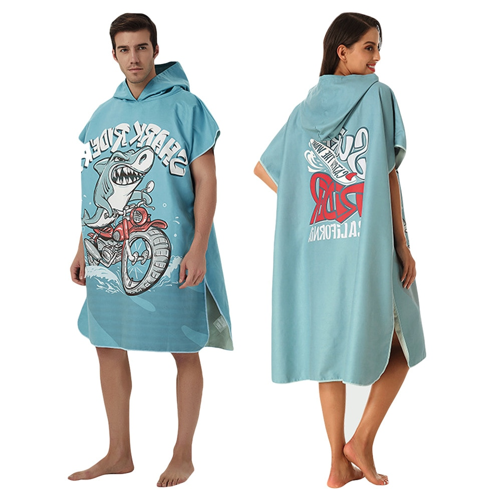 Toalla De Playa Grande De Microfibra Para Hombres y Mujeres, Traje De Baño De Secado Rápido, De Secado Rápido, Para Baño, Surf