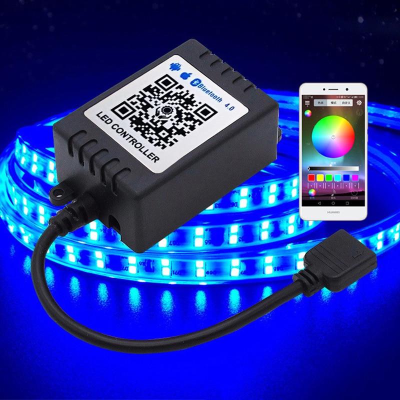 alta qualidade led dimmer dc 12 v 24v 12 v controle remoto para luzes de tira led