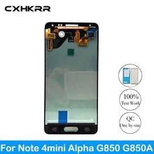 Pour Samsung Galaxy G850 G850F G850M G850K téléphone LCD écran tactile numériseur assemblée remplacement
