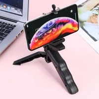 Universal Mini Desktop Tripod Table Camera Bracket Stand for GoPro Accessories Can Installed on Other Small Ball Heads
