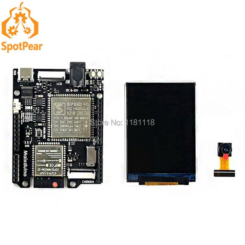 (DISCONTINUED)Sipeed Maixduino AI Development Board Maixduino Aiot Developer kit Compatible with arduino