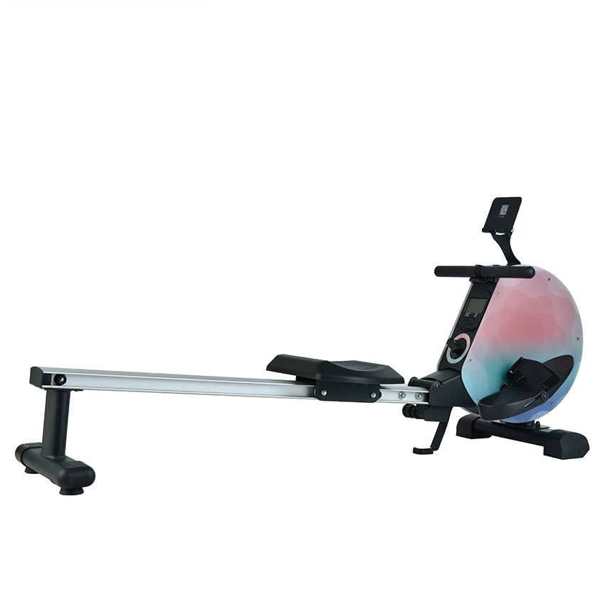 Rowing Machine Home Foldable Magnetron High-End Indoor Fitness Exercise Machine GYM Commercial Rowing Machine
