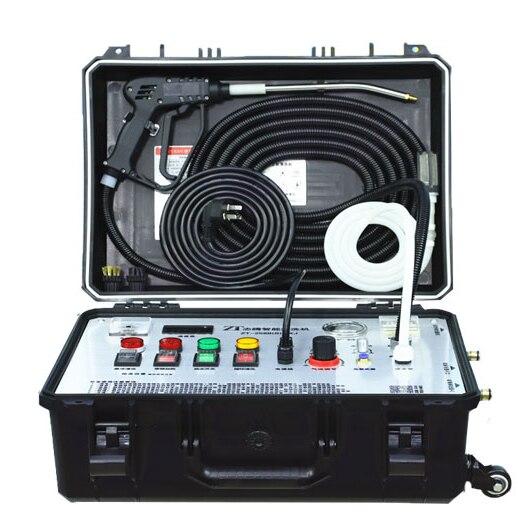 Handheld Instant Pressurized Cold Water Jet Vapor Machine Engine Interior Exterior Portable Electric Steam Car Wash for Cars