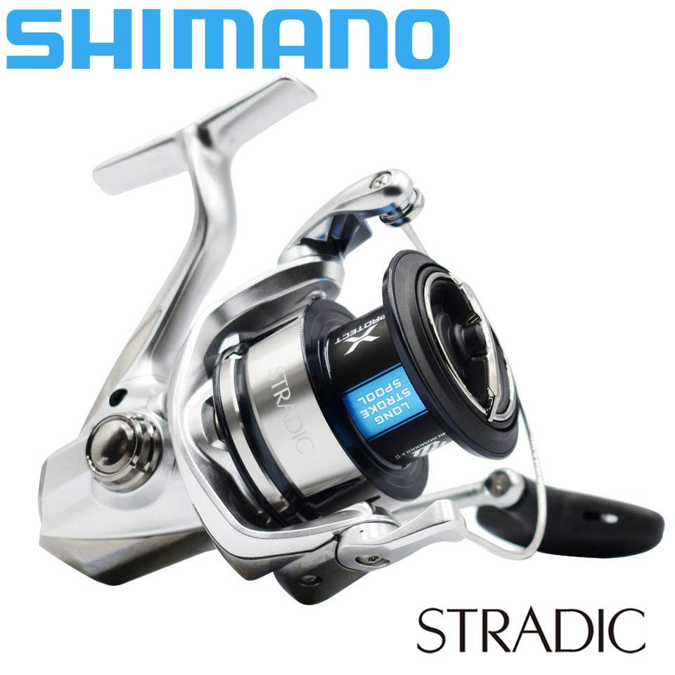 جديد SHIMANO STRADIC الغزل الصيد بكرة 1000HG/2500/C3000HG/4000XG/5000XG 6 + 1BB AR-C بكرة مياه البحر الصيد بكرة 3-11 كجم الطاقة