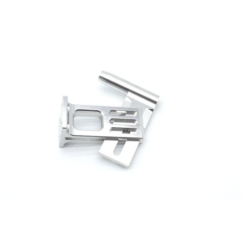 1PC 4mm Shaft Bracket Aluminum Tail Shaft Brackets 4mm Flexible Shafts Support Frame for RC Brushless Jet Boats Connecting Parts enlarge