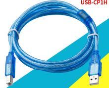 USB-CP1H подходит Delta DOP XIN JE TG/TH TPC серии Сенсорная панель Кабель для программирования линия загрузки