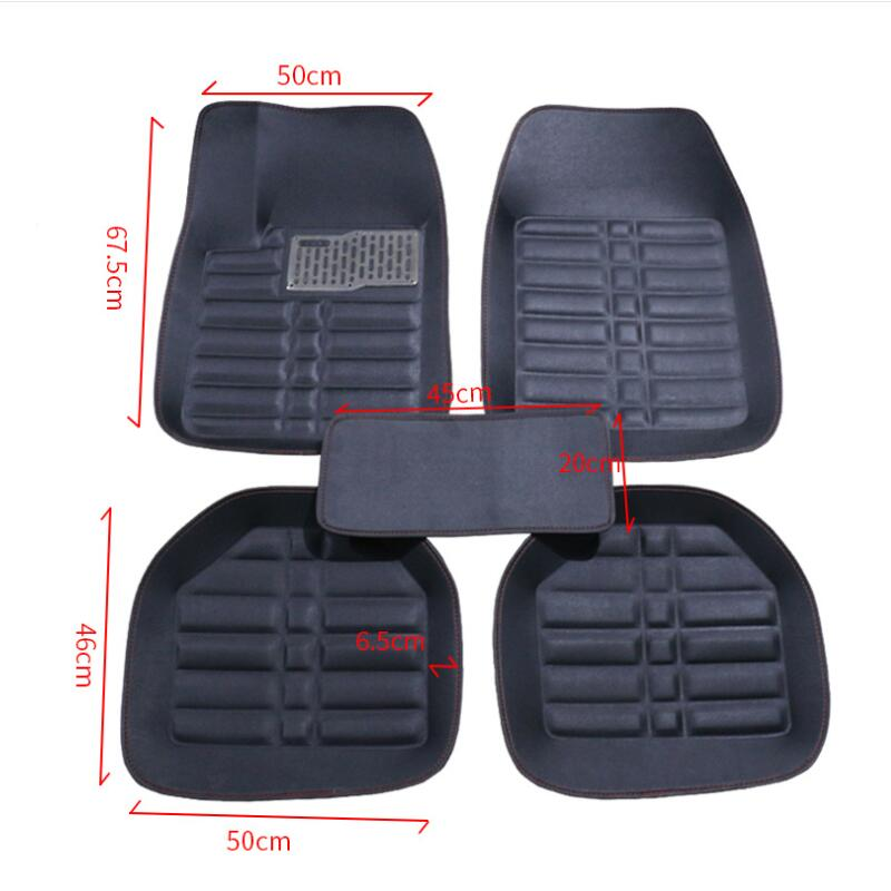 Alfombrillas universales para coche para Hover H1 H2 H3 H5 H6 H8 H9 M1 M2 M4, accesorios para coche, alfombrillas para coche con estilo