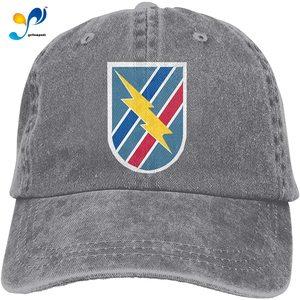 Army 48th Infantry Brigade Georgia Unisex Baseball Cap Cowboy Hat Dad Hats Trucker Hat