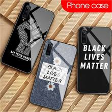 Black Lives Matter BLM Phone Case Tempered Glass For XiaoMi 8SE 6 8lite MIX2S Note 3 Redmi Note 7 5