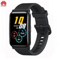Смарт-часы HuaWei Honor Watch ES Band с AMOLED дисплеем 1,64 дюйма, поддержкой Bluetooth и Пульсометром