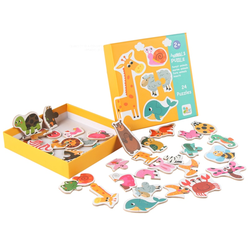 Montessori Game Early Educational Montessori Toys Puzzle Card Cartoon Traffic Animal Fruit Pair Matching Game Toys for Children topological game tower of hanoi iq intelligence developer 3d puzzle natural wood math game montessori montessori toys children s toys educational toys children toys montessori toys for children fidget toys