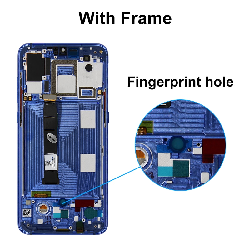 Original For Xiaomi Mi 9 LCD Display Touch Screen Digitizer Assembly For Xiaomi Mi9 M1902F1A M1902F1G Screen Replacement Parts enlarge