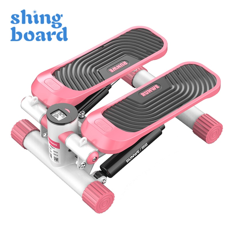 Shingboard Large Stepper Climbing Machine Ladies Multifunctional Home Fitness Equipment Weight Loss
