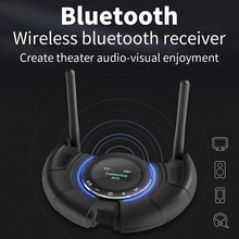 2 in 1 Bluetooth 5.0 Transmitter Receiver Bluetooth Audio Adapter Bluetooth Transmitter for Home GK9