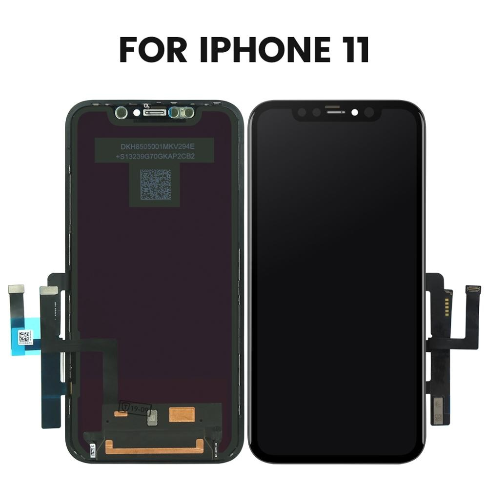 Timeway Flash Sale For iphone 11 LCD Orignal Display Screen Digitizer with Touch Screen Assembly For iphone 11 LCD Screen enlarge