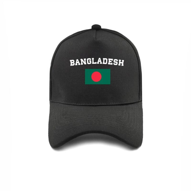 Бейсболки с флагом Бангладеш для мужчин и женщин, регулируемые кепки, крутые уличные кепки унисекс