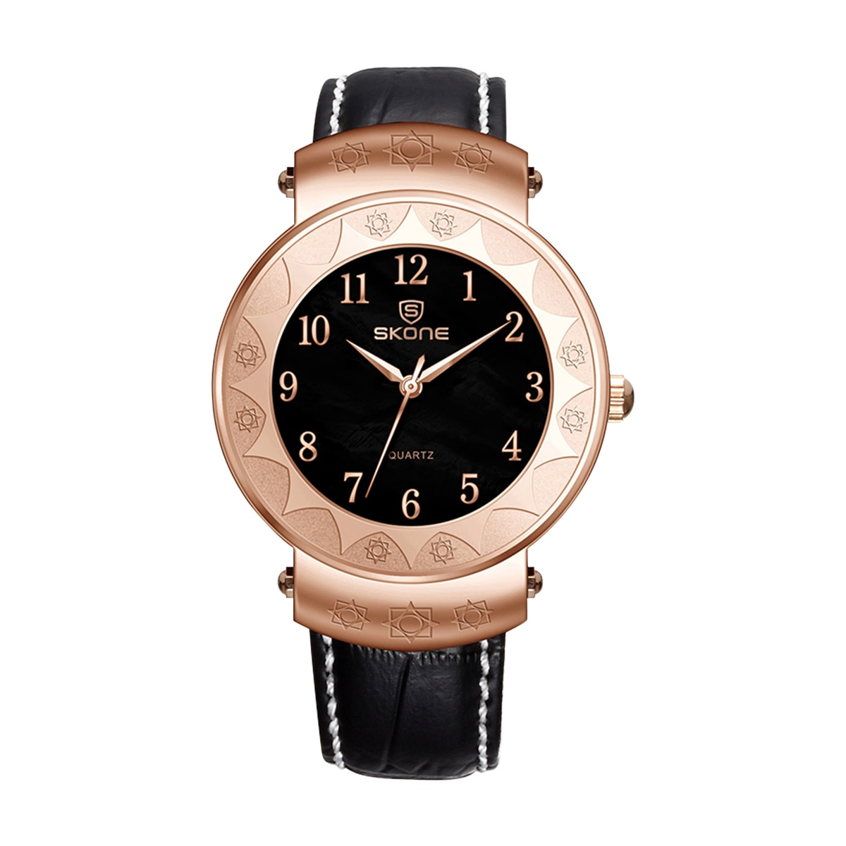 ¡Novedad de 2020! reloj informal de lujo de moda topbrand de rosegold, reloj de cuarzo multifunción resistente al agua para hombre