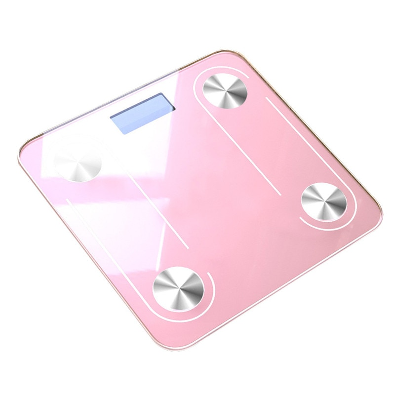 Bathroom Body Fat Scale Floor Scientific Smart Electronic Backlit Digital Body Weight Scales for-Bluetooth APP Android or IOS enlarge