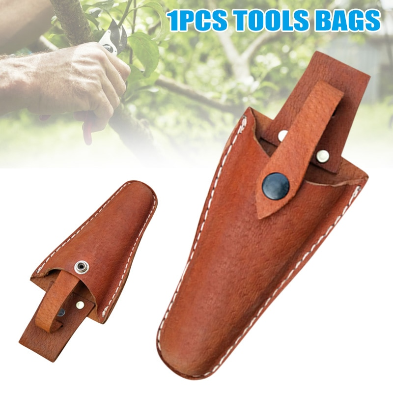 Tool Bag Storage Pruning Scissor Case Durable Portable Holster for Garden Pliers In Stock