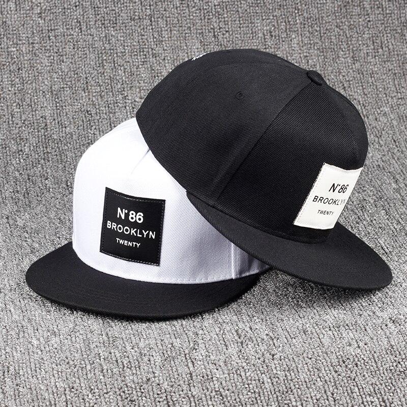 Novo N grau 86 carta rebote cap moda chapéu homens e mulheres bonés de beisebol esportes ao ar livre ocasional selvagem universal ajustável chapéus