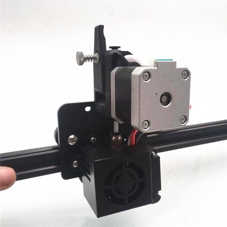 1,75 kit completo ensamblado Creality Ender 5 BMG unidad directa extrusora mejora Kit engranaje doble unidad directa adaptador de extrusora flexible