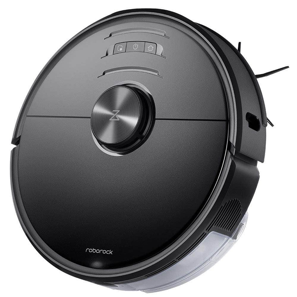Global Version Roborock S6 MaxV Robot Vacuum Cleaner ReactiveAI and LiDAR Navigator 2500pa Strong Suction Intelligent Mop
