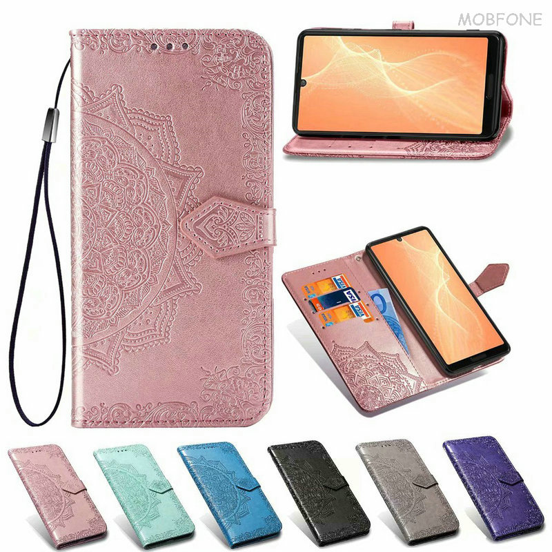 3D Mandala Skin Leather Case for Rakuten Hand Luxury Shockproof Wallet Book Flip Cover For Rakuten H
